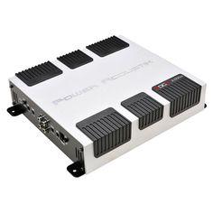 Power Acoustik EG1-2500D 2500 W Max 1 Ohm Monoblock Class D Car Audio Amplifier…