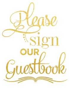 88f002f86dc8c 54 Best Sign our guest book images in 2018 | Wedding Guest Book ...