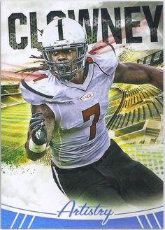 Jadeveon Clowney (Rookie) Houston Texans 2014 Sage Hit Artistry Insert card #ART3