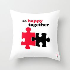 Anniversary gift ideas - anniversary gifts for him, men - Couples pillow - birthday gift ideas for boyfriend - christmas gifts for men