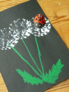 Pinterest ein katalog unendlich vieler ideen - Pusteblume basteln ...