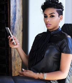 Beautiful! @lauramgovan - http://community.blackhairinformation.com/hairstyle-gallery/celebrities/beautiful-lauramgovan/