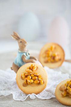 """""""Erdnuss Karamell Cookies!""""  www.lisbeths.de"""