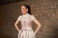 Heimat Girls Dresses, Flower Girl Dresses, Lederhosen, Folk, Wedding Dresses, Fashion, Flower Girl Gown, Dirndl, Breien