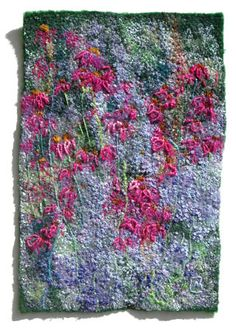 Embroidery & Textile Art Gallery | Archive | Natalia Margulis - Textile & Embroidery Artist