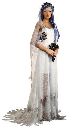 CORPSE BRIDE  #Halloween #HalloweenCostume #HalloweenCostumeContest