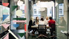 LEAP Office Providers branding on Behance