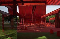 Serpentine Gallery Pavilion 2010, London, 2010 - Ateliers Jean Nouvel