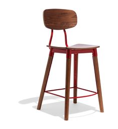 PUBLIC COUNTER STOOL BY INDUSTRY WEST