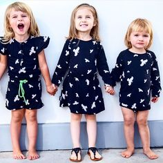 All wearing mói <3 Adorable image from:http://apple-baby.com