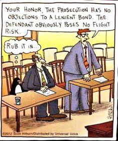 Mystery Fanfare: Cartoon of the Day: Flight Risk
