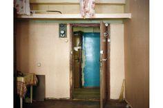 Общежитие института красной профессуры, bg.ru Сами комнаты были совсем маленькими, и мебели в них было совсем мало: кровать, стул и письменный стол. Вещи хранили на антресолях.