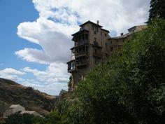 #Cuenca, #Spain, #casas colgadas.