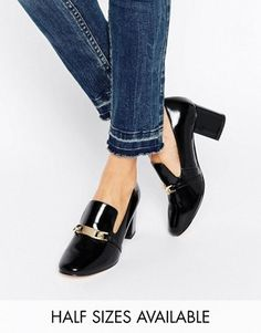 Buy ASOS SUPERPOWER Heels at ASOS. Get the latest trends with ASOS now. Asos, Heeled Loafers, Pumps Heels, All About Shoes, Hot Shoes, Women's Shoes, Dance Shoes, Vegan Shoes, Clearance Shoes
