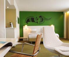 Hotel BLOOM! Design hotel Brussel - modern hotel in stadscentrum brussel