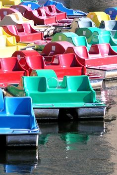 Paddle Boats Were Fun (not exercise)...SURE MISS THE PADDLE BOATS N THE SNACK SHACK @ HART PARK...THAT WUZ THE SPOT IN THEE SUMMER...HAD SUM GOOD TIMES...