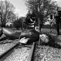Diana Rigg - Emma Peel by Mondo Gasparotto, via Flickr