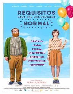 Ver Pelicula Requisitos para ser una persona normal Online Latino Español y Subtitulada Comedia española que cuenta la historia de María, una chica de 30 a