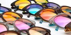 Saraghina Mirrored Sunglasses, Fashion, Teak, Moda, Fasion, Trendy Fashion, La Mode