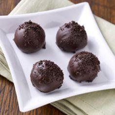 Oreo cookie Truffles! MADE THESE TODAY! THEY ARE SOOOOOOO GOOD!!