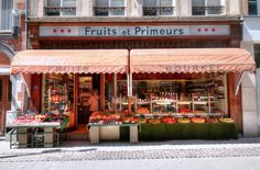 Fruits et Primeurs, Luxembourg City Luxembourg, Fruit, City, Cities