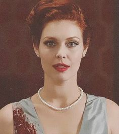 Ruth Connell as Rowena...