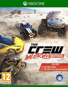 The Crew: Wild Run Edition - Only at GAME Xbox One                                                                                                                                                                                 More