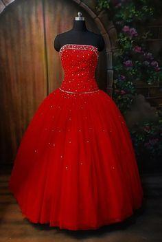 love love love  red prom dress http://www.dressup24h.com/category/Wedding%20dress%20up/1.html