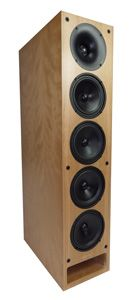 heretic Audio's Huron 3 loudspeaker announced on hifipig.com #hifinews #hifipig
