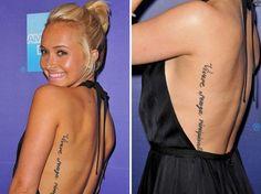 senza rimpianti tattoo - Google Search