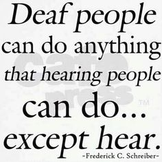 Image result for deaf culture