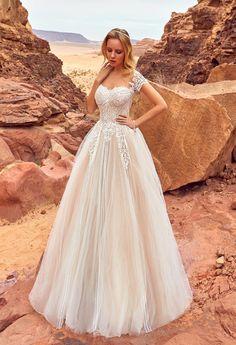 MARIELLA Wedding Dress By OKSANA MUKHA