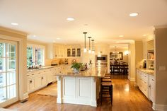 Traditional Kitchen - traditional - kitchen - other metro - by Paul Moon Design