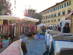 Markets in Florence