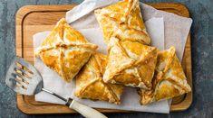 Rezept: Blätterteig-Quarktaschen