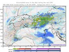 Sigue la fiesta: Está nevando en los Dolomitas | Lugares de Nieve
