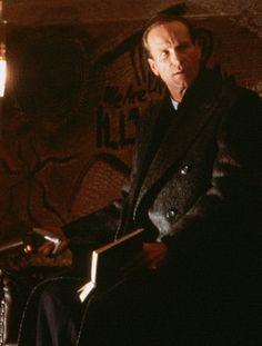 William Hurt in Dark City (1998) William Hurt, Dark City, Bald Men, It Hurts, Cinema, Ahs, Duke, Montana, Fictional Characters