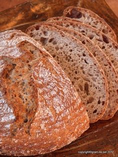 Quinoa Popper Bread with Emmer