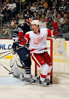 Justin Abdelkader - Detroit Red Wings #8
