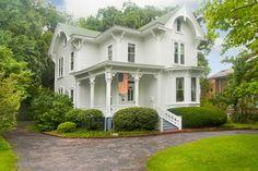 OldHouses.com - 1868 Italianate - The George House home in Wyoming (Cincinnati), Ohio