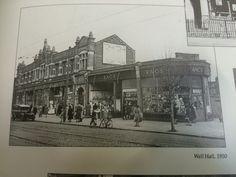 RACS Well Hall 1950