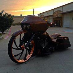 Grown Up Big Wheel #motorcycles