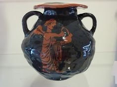 The Calvert Canvas: Adventures in Middle School Art!: Greek Pottery