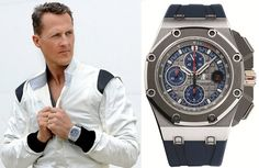 #chronowatchco A tribute to a motor racing legend Michael Schumacher