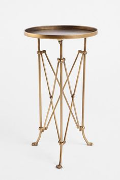 #Urban Outfitters         #table                    #Metal #Accordion #Side #Table                      Metal Accordion Side Table                                                    http://www.seapai.com/product.aspx?PID=1645958