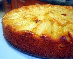 tarta de manzana superfacil ༺✿Teresa Restegui http://www.pinterest.com/teretegui/✿༻
