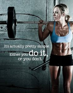 GOING TO GET MOTIVATED AND DO SOMETHING ABOUT IT!