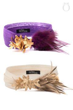 Bandeau golden leaves Diy Hair Accessories, Fashion Accessories, Headdress, Headpiece, Fascinator Hats, Fascinators, Bridal Hair Flowers, Red Hats, Headgear