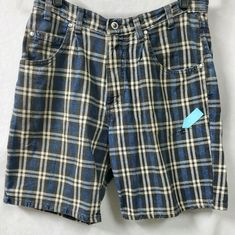 RALPH LAUREN Polo Mens Big and Tall Fishing Scene Linen Blend 9 Shorts Sea Blue