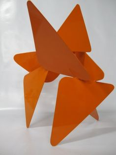 Gold Fish | Escultura de Raquel  Fernández | Flecha